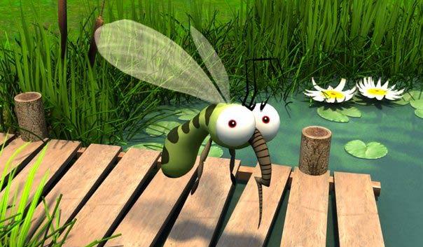 8 народных средств для борьбы с комарами