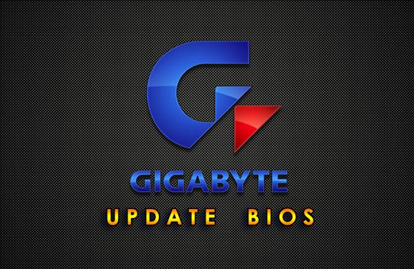 Обновление БИОС на примере материнской платы Gigabyte — пошаговая инструкция