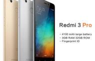 Обзор смартфона Xiaomi Redmi 3 Pro